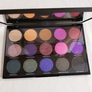 Morphe 15S Social Butterfly EyeShadow Palette NEW